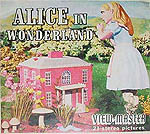 Alice in Wonderland 1951 Sawyer Viewmaster