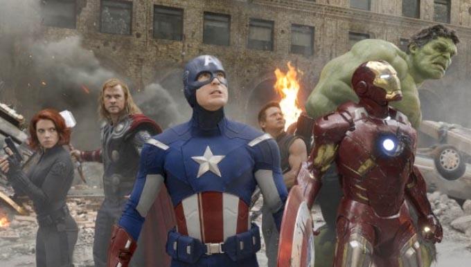 """The Avengers"" (2012)"