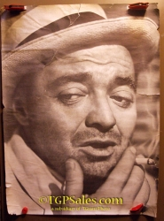 "Peter Lorre - Huge size wall poster - 40"" x 29"""