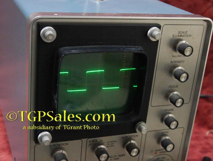 Rca Wo 505a Oscilloscope Tgp Sales A Subsidiary Of
