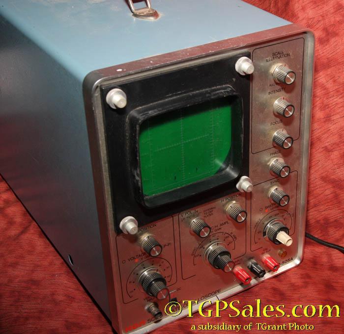 Rca Wo 505a Oscilloscope