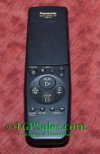 Panasonic  Remote Control - substitute (V1) for Panasonic AG-1980 & AG-1970 VCR