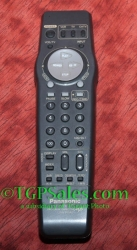 Panasonic VCR  Remote Control - model VSQSxx