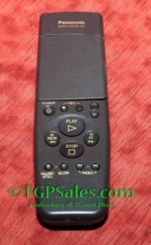 Panasonic AG-1980 Remote Control VEQ1711 - original for Panasonic AG-1980 VCR