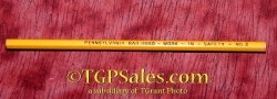 Pennsylvania Railroad pencil, one pencil - Vintage