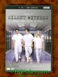 Silent Witness Series 9 - PAL Region 2 - DVD set - UPC 8717344739207