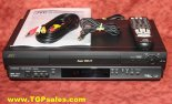 JVC Super VHS ET Plug & Play, w/ JVC Remote Control, HR-S5902U Hi-Fi with video stabilizer [TGP332]