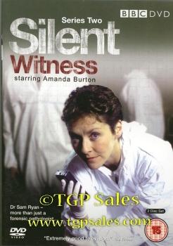 Silent Witness Series 2 - PAL Region 2 - DVD set - UPC 5014503212322