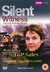 Silent Witness Series 3 & 4 - PAL Region 2 - DVD set - UPC 5051561031601