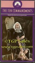 Ten Commandments (1923) Silent - VHS - ISBN 0-7921-0776-4