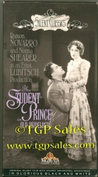 The Student Prince in Old Heidelberg - VHS - silent ISBN 0-7928-0558-5