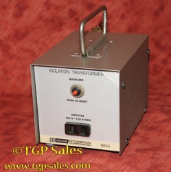 B+K 1604 isolation transformer 1.25A 120v Dynascan Corp