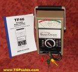 Sencore Super Cricket TF46 portable transistor FET tester - reconditioned