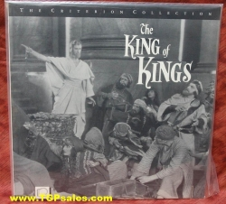 King of Kings (silent) (collectible Laserdisc)