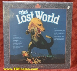 Lost World - Lumivison version (silent) (collectible Laserdisc)