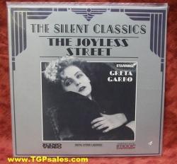 The Joyless Street - Greta Garbo (silent) (collectible Laserdisc)