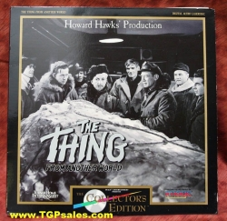 Thing from Another World - Howard Hawks (collectible Laserdisc)