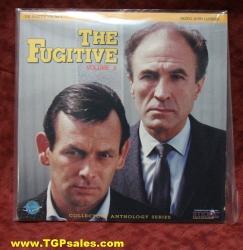 The Fugitive - David Janssen - Vol. 5 (collectible Laserdisc)