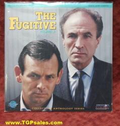 The Fugitive - David Janssen - Vol. 2 (collectible Laserdisc)