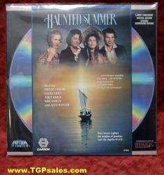 Haunted Summer - Laura Dern (collectible Laserdisc)