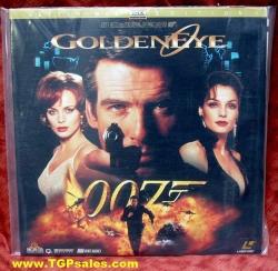 Goldeneye - James Bond 007 (collectible Laserdisc)