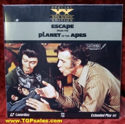 Escape from the Planet of the Apes (collectible Laserdisc)