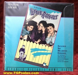 Best of the Little Rascals (collectible Laserdisc)