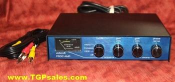 Vidicraft Proc Amp - video processor [TGP381]
