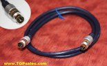 S-Video cable - 3ft - 4 DIN pin - male-to-male