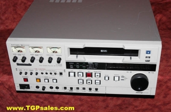 Panasonic AG-7750P Professional Broadcast VHS VCR with built-in Time Base Corrector - TBC   [TGP222]