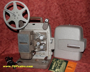 Bell & Howell 8mm movie projector 255-A - Refurbished