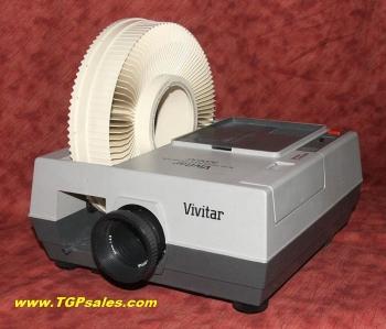 Vivitar 3000AF Slide Projector - Refurbished
