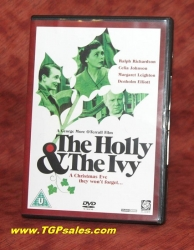 The Holly and the Ivy - PAL Region 2 - DVD - UPC 5055201810601