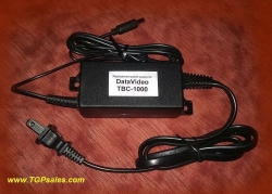 Replacement power supply for DataVideo TBC-1000 time base corrector