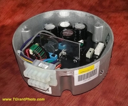 Emerson Motor Control Module Circuit board  X177821200001 for use with M055PWCUU-0323