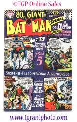 Batman #185  Oct - Nov 1966