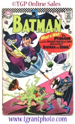 Batman #190  March 1967 Penguin appearance