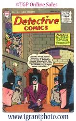 Detective Comics #222 August 1955
