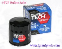 Super Tech Car Oil Filter ST3614