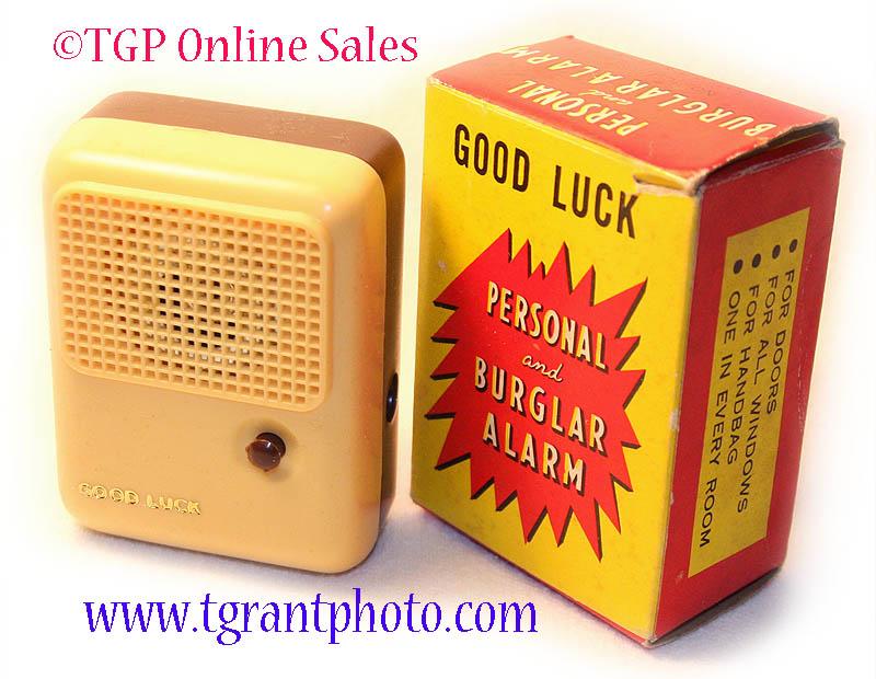 u0026 39 good luck u0026 39  personal and burglar alarm