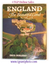 England The Beautiful Land by Edmund Swinglehurst ISBN 0-517-45629X