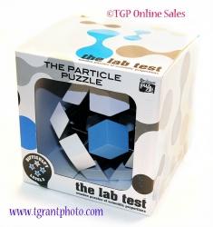 Professor Puzzle Lab Test - Wooden  Particle Puzzle