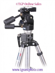 Manfrotto - Bogen 3033 Tripod with 3039 Super-Pro head