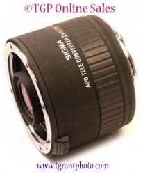 Sigma 2X DG APO Tele Converter EX for Canon EOS mount
