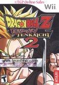 Dragonball Z Budokai Tenkaichi 2 - Nintendo Wii  -  Video Game
