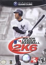 Major League Baseball 2K6 -  Nintendo Gamecube -  Video Game