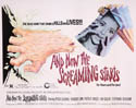 """And Now the Screaming Starts (1973) 22"""" x 28"""" - original movie poster"""