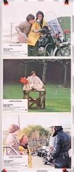 "Harold & Maude (1971) three original 11"" x 14"" lobby cards"