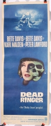 "Dead Ringer with Bette Davis (1964) -  14"" x 36"" - original movie poster V1"