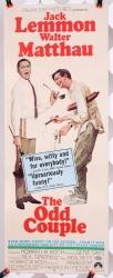"""Odd Couple (1968) 14"""" x 36""""- original movie poster V2"""